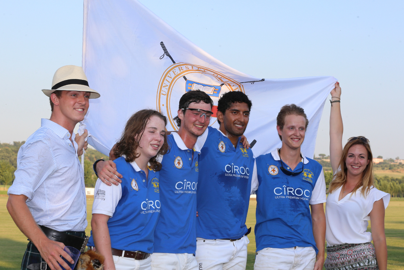 IUPC: UNIVERSITY OF LONDON POLO CLUB WINS THE IUPC 2015