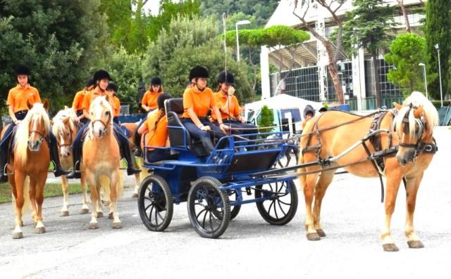 LONGINES GLOBAL CHAMPIONS TOUR / CAVALCANDO LA SOLIDARIETÀ – SPORT EQUESTRI PER DIVERSAMENTE ABILI