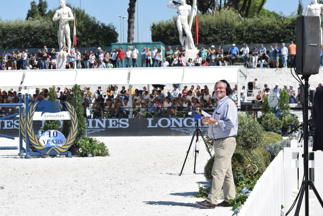 LONGINES GLOBAL CHAMPIONS TOUR: TANTO 'MADE IN ITALY' NELLO STAFF
