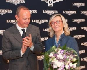 Premio Longines Lydia Tesio 2013. Con Elio Pautasso - Foto di Leonardo Puccini