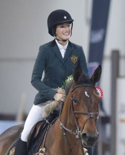 JESSICA SPRINGSTEEN: INTERVISTA PER FIERACAVALLI TV
