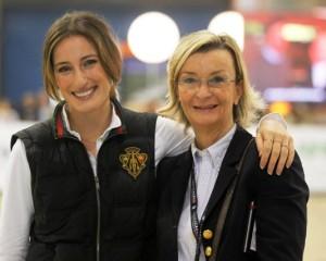 Con Jessica Springsteen