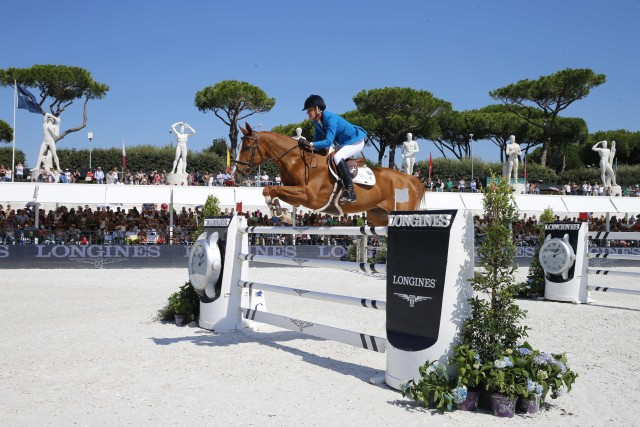 LONGINES GLOBAL CHAMPIONS TOUR 2016: ROMA CONCEDE IL BIS!