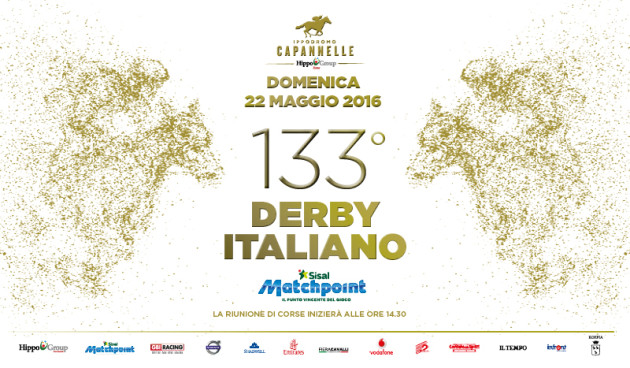 COUNT DOWN PER IL 133° DERBY ITALIANO SISAL MATCHPOINT