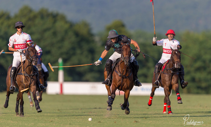 AMADEUS VINCE IL KINGS POLO MASTER