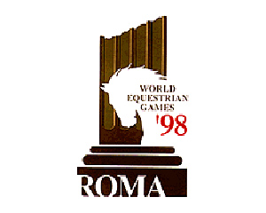 WORLD EQUESTRIAN GAMES ROMA '98