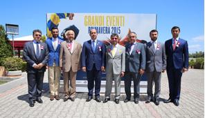IPPODROMO CAPANNELLE: OSPITI ILLUSTRI AL DUBAI DAY